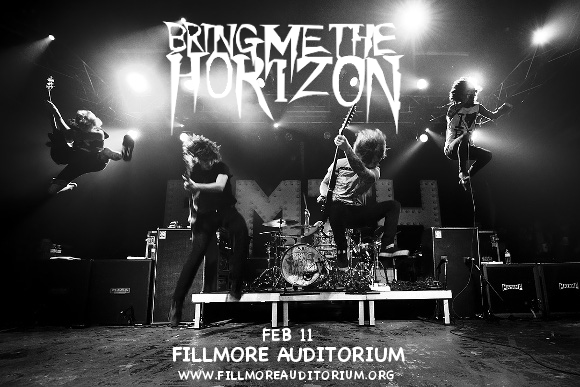 Bring Me The Horizon at Fillmore Auditorium
