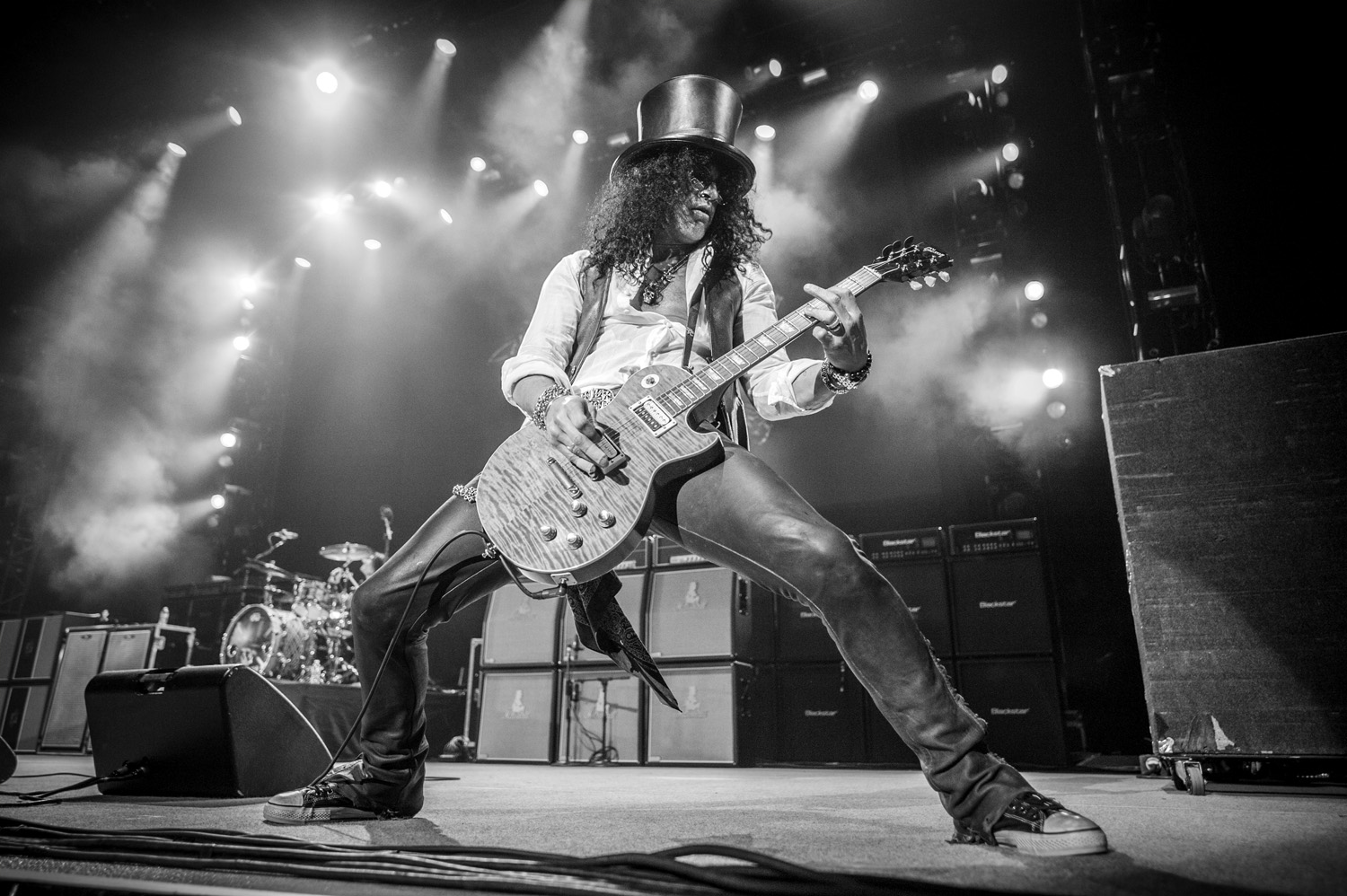 Slash at Fillmore Auditorium