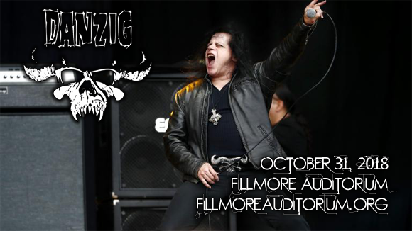 Danzig at Fillmore Auditorium