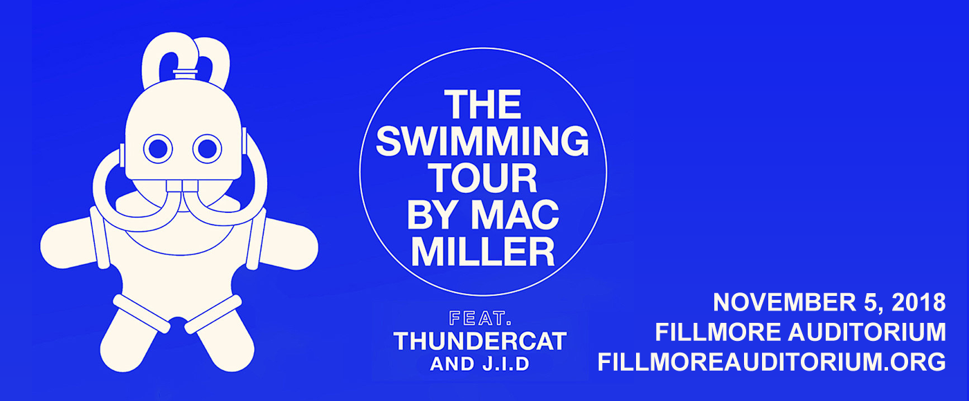 Mac Miller at Fillmore Auditorium