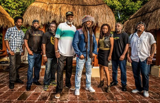 Steel Pulse, Easy Star All-Stars & Roots of Creation at Fillmore Auditorium