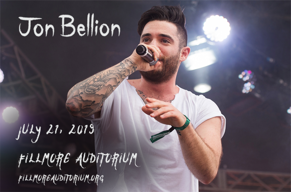 Jon Bellion at Fillmore Auditorium