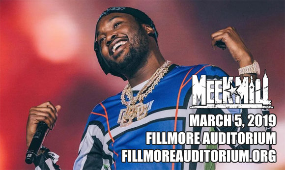 Meek Mill at Fillmore Auditorium