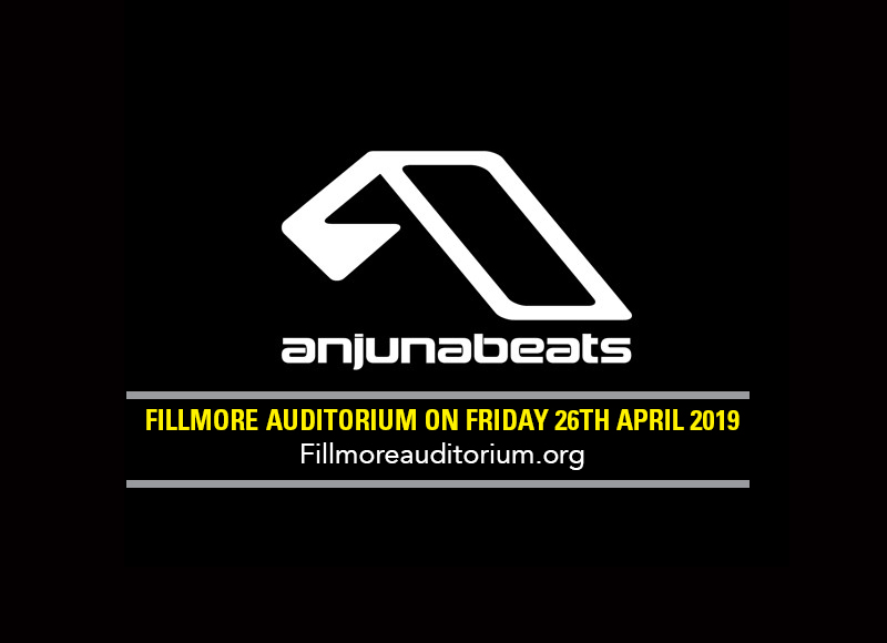 Anjunabeats at Fillmore Auditorium