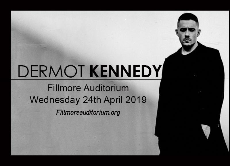 Dermot Kennedy at Fillmore Auditorium