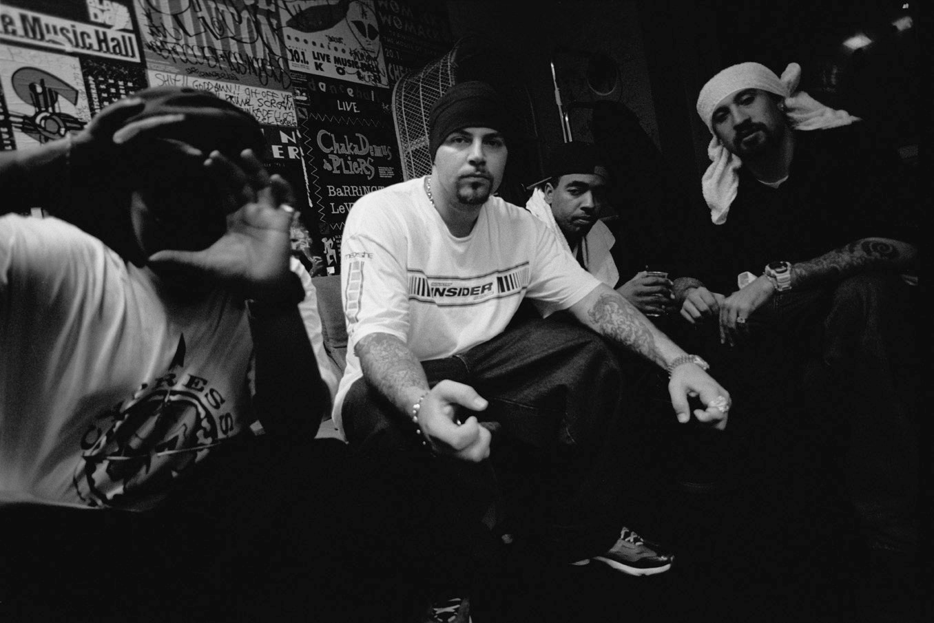 Cypress Hill & Hollywood Undead at Fillmore Auditorium