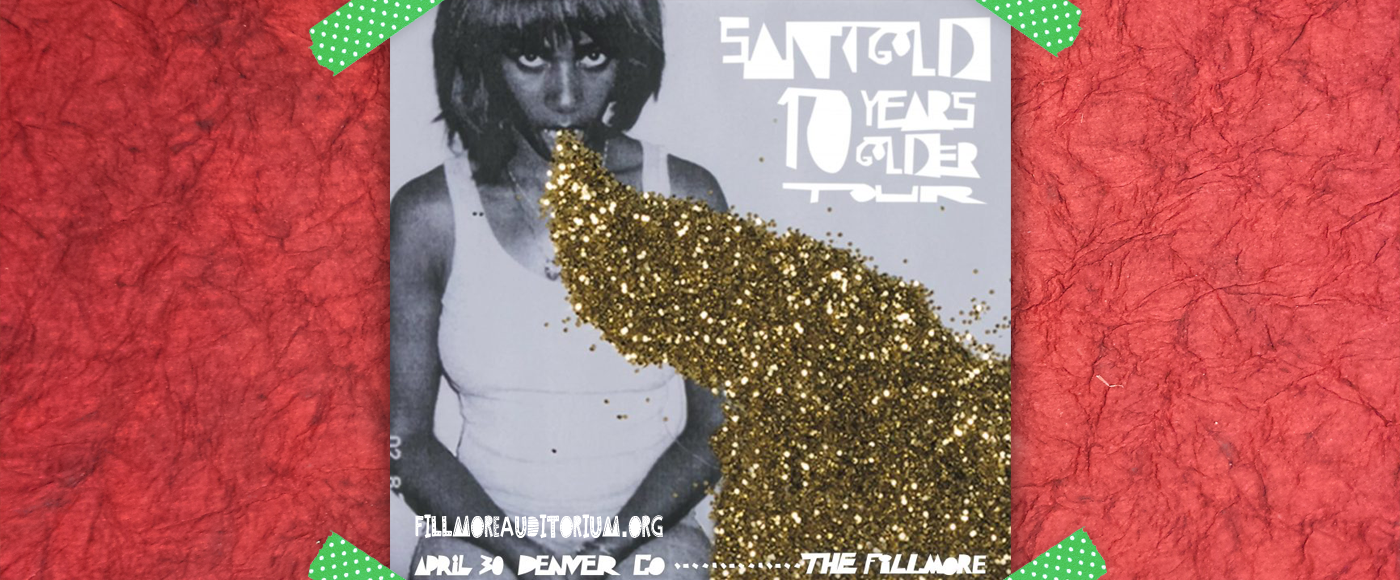 Santigold at Fillmore Auditorium