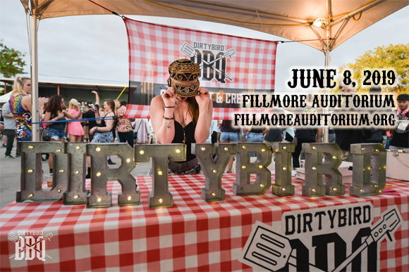 Dirtybird BBQ at Fillmore Auditorium