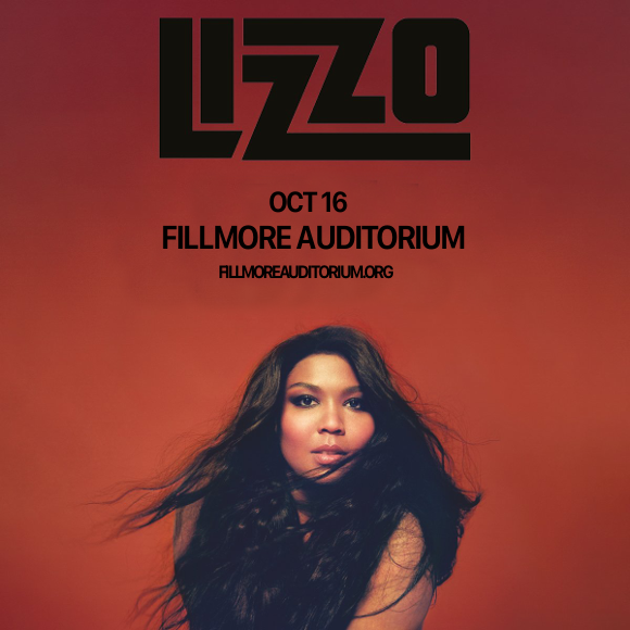 Lizzo at Fillmore Auditorium