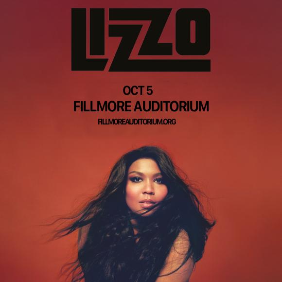 Lizzo at Fillmore Auditorium