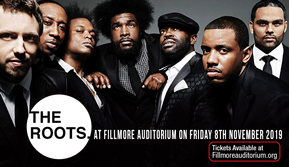 The Roots at Fillmore Auditorium