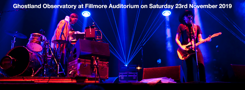 Ghostland Observatory at Fillmore Auditorium