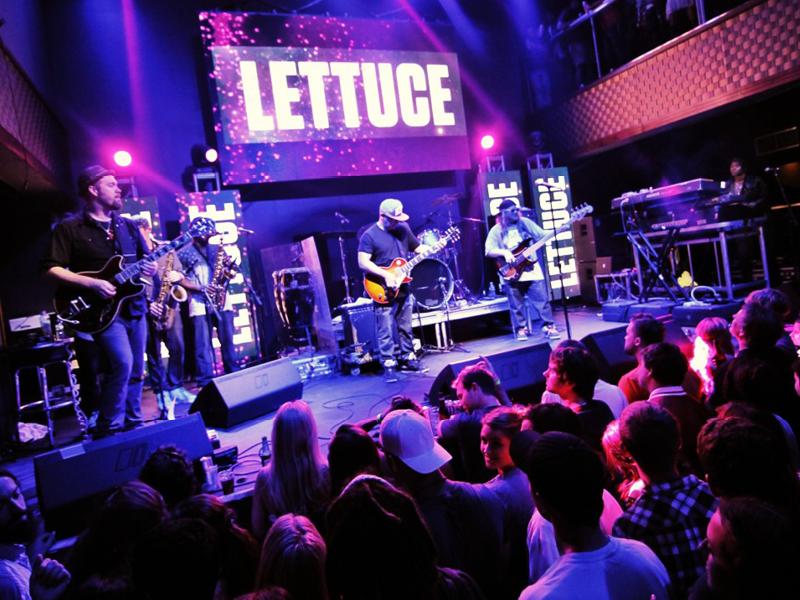 Lettuce at Fillmore Auditorium