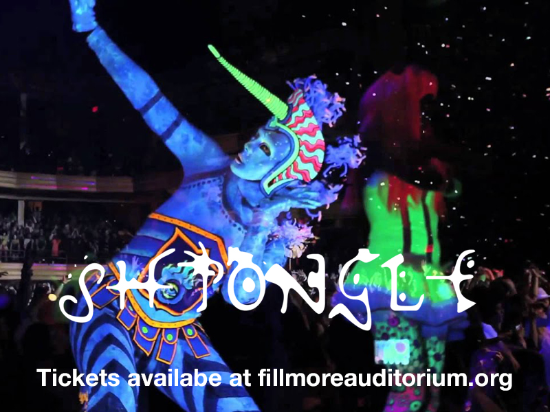 Shpongle at Fillmore Auditorium