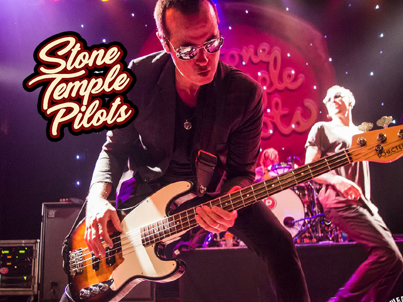 Stone Temple Pilots - PERDIDA at Fillmore Auditorium