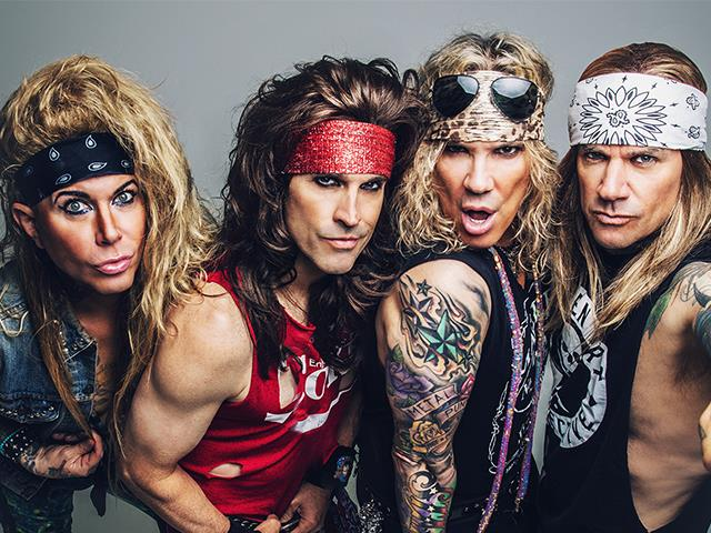 Steel Panther [POSTPONED] at Fillmore Auditorium