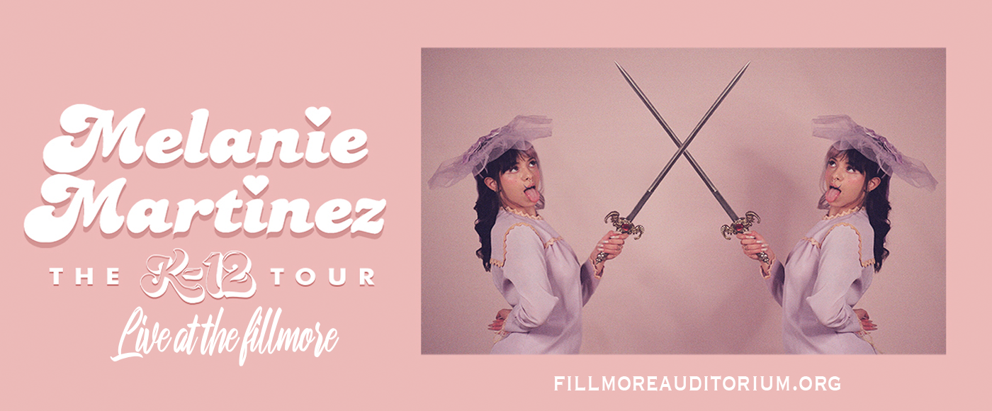 Melanie Martinez - Musician [CANCELLED] at Fillmore Auditorium