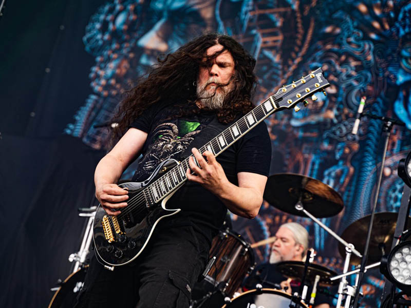 Meshuggah at Fillmore Auditorium