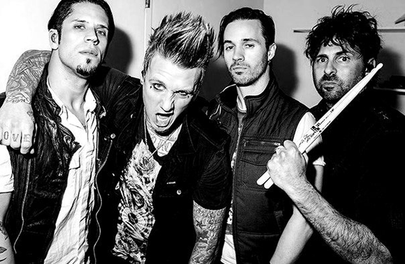 Seether & Papa Roach at Fillmore Auditorium