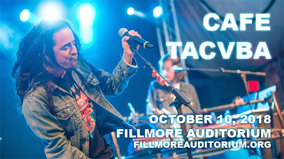Cafe Tacvba at Fillmore Auditorium