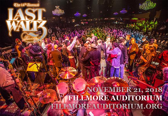 The Last Waltz Revisited at Fillmore Auditorium