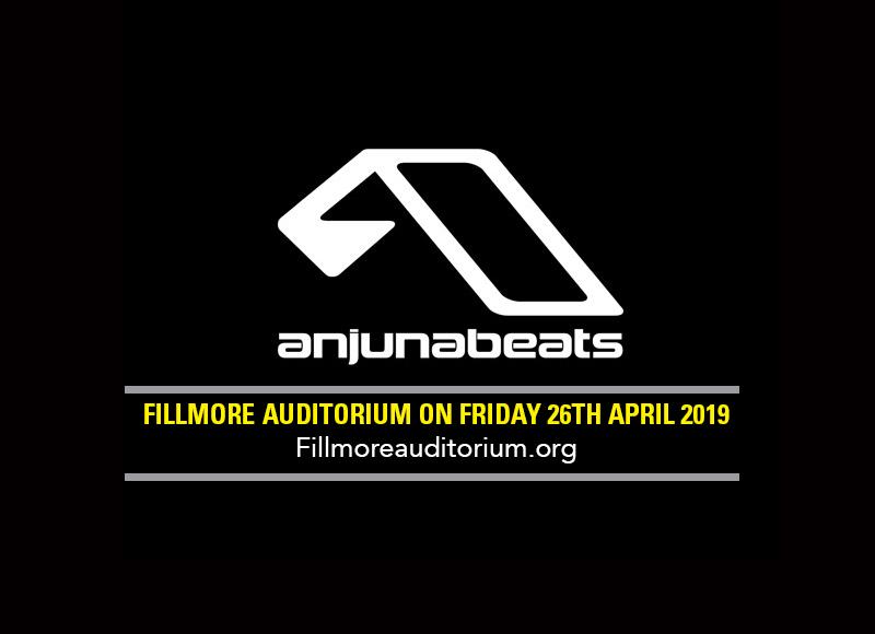 Anjunabeats at Fillmore Auditorium