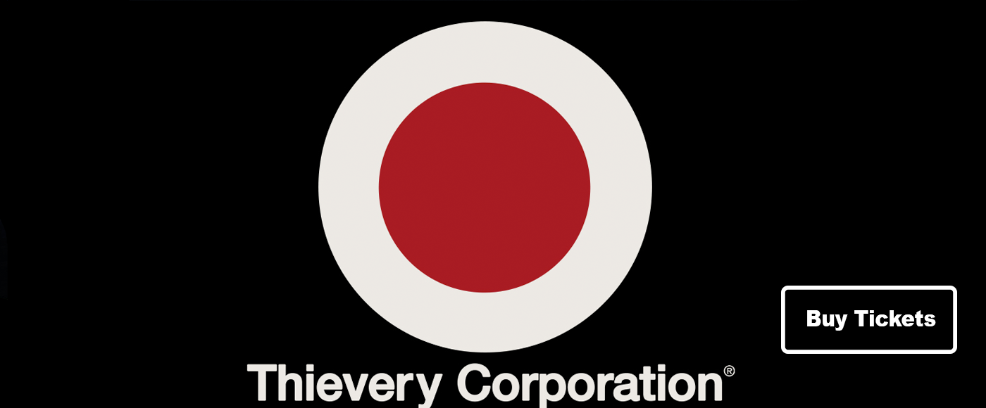Thievery Corporation at Fillmore Auditorium