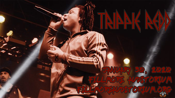 Trippie Redd at Fillmore Auditorium