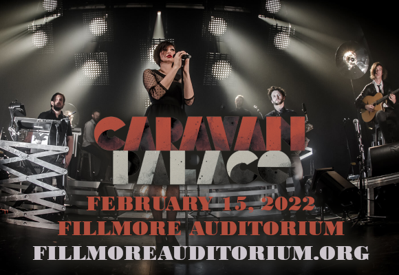 Caravan Palace at Fillmore Auditorium