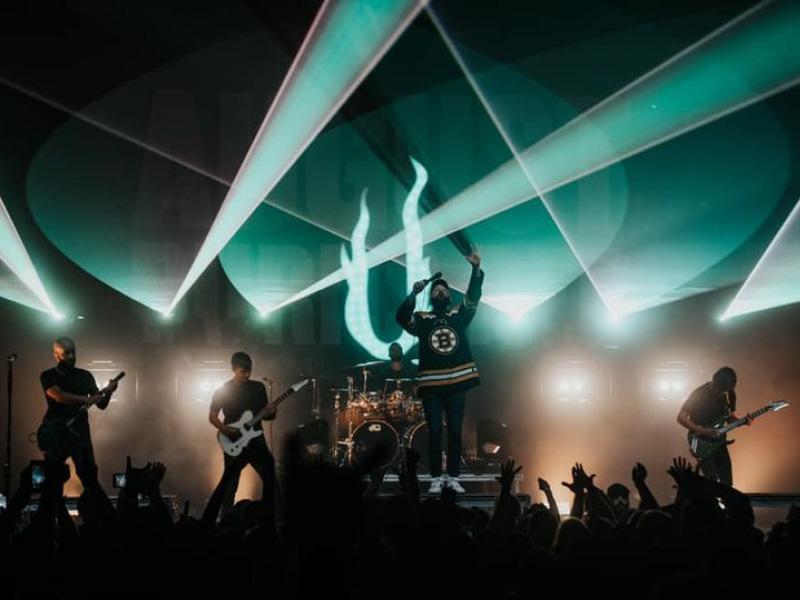 August Burns Red: Leveler 10 Year Anniversary Tour at Fillmore Auditorium